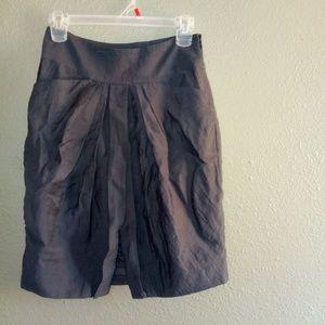 Club monaco grey skirt